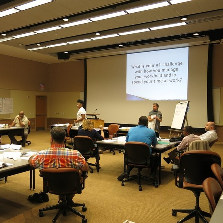 Penn State hosts regional leadership development program for labor leaders