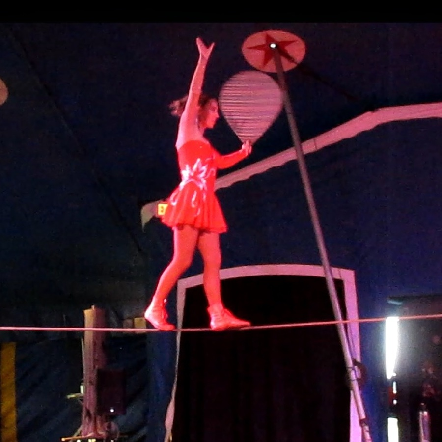 Circus brings big top thrills to Centre Hall