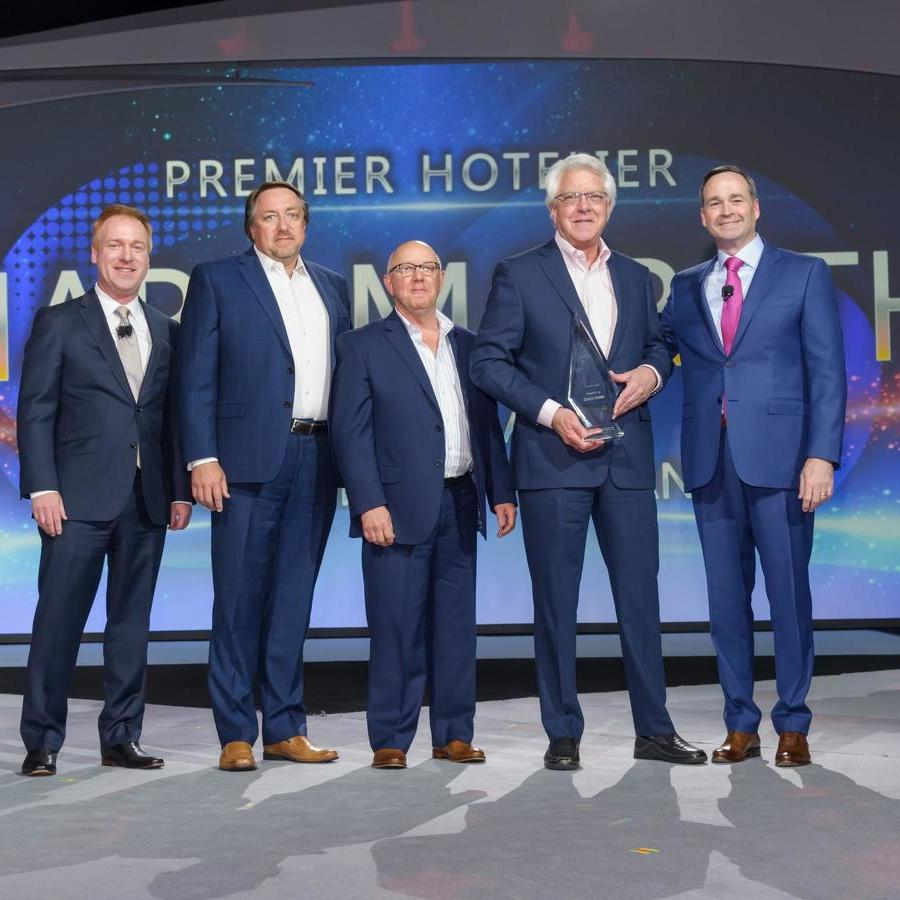 Local Company Named Hotelier of the Year