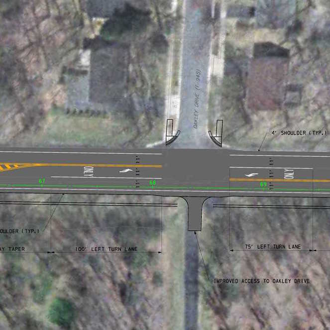 Work Set to Begin for Valley Vista Drive Turning Lanes
