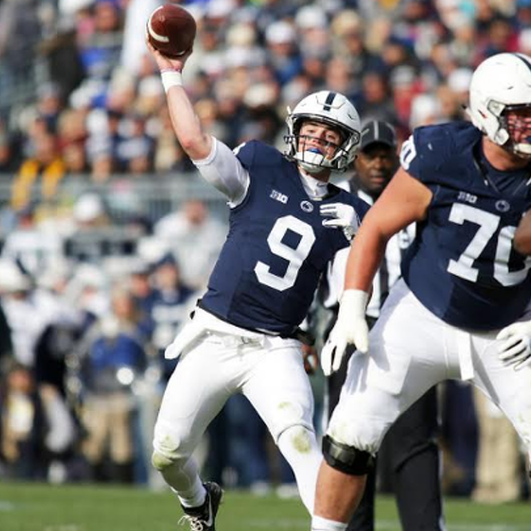 Penn State Football: McSorley Only Unanimous Selection to Big Ten Preseason List