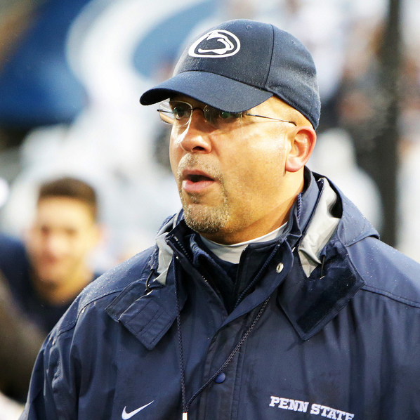 James Franklin Discusses State of Penn State Football at Big Ten Media Day
