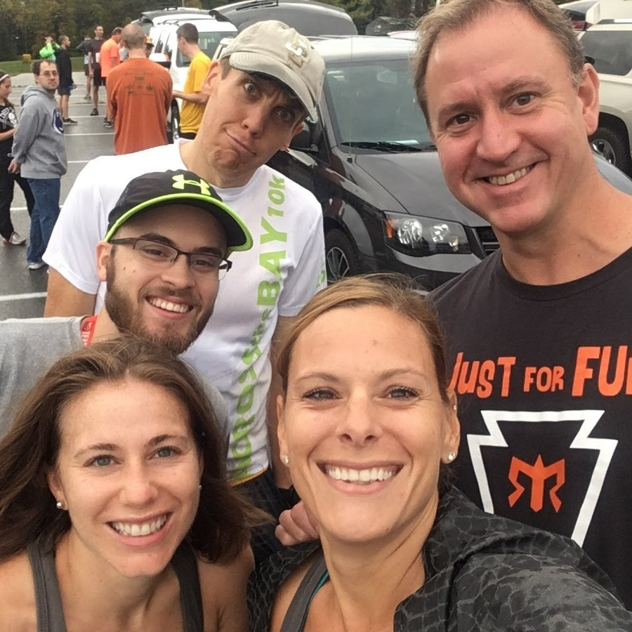 The Runaround: Runs Well with Others