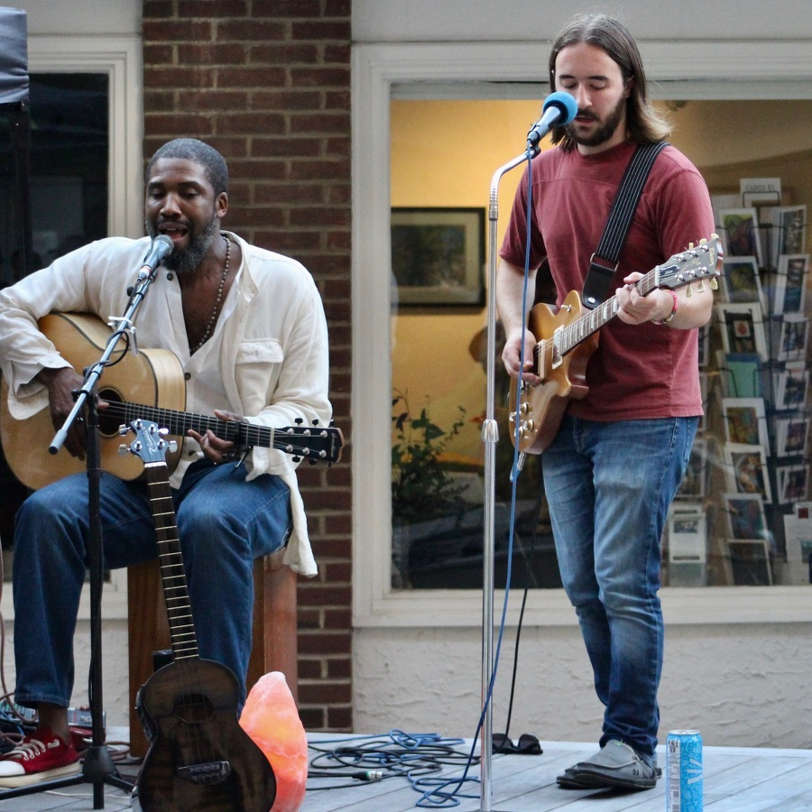 Downtown State College Shines During First Fridays