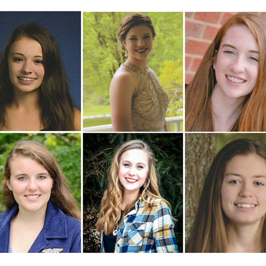 6 Candidates Compete for Grange Fair Queen