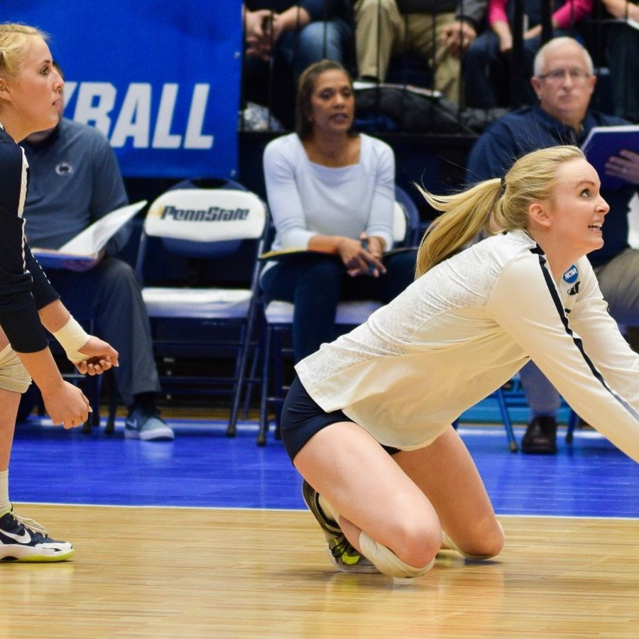 Penn State Women's Volleyball No. 6 in Preseason Poll