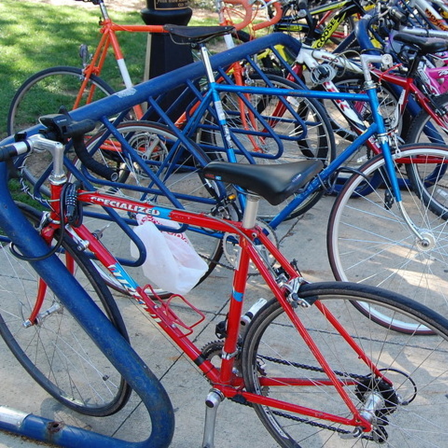 Police to Remove Abandoned Bicycles in Downtown State College