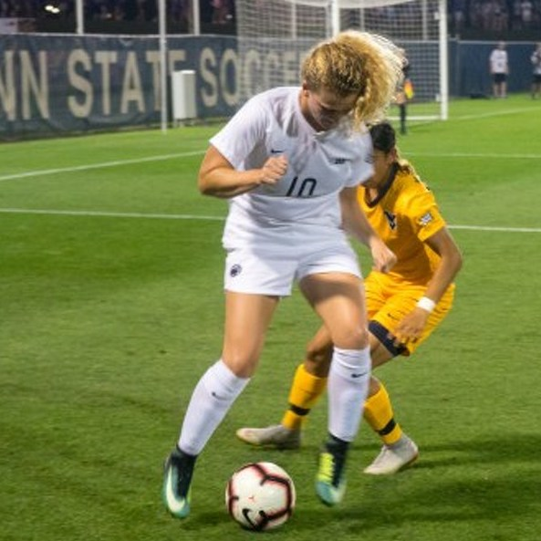 Penn State Women's Soccer Tops West Virginia in Season Opener