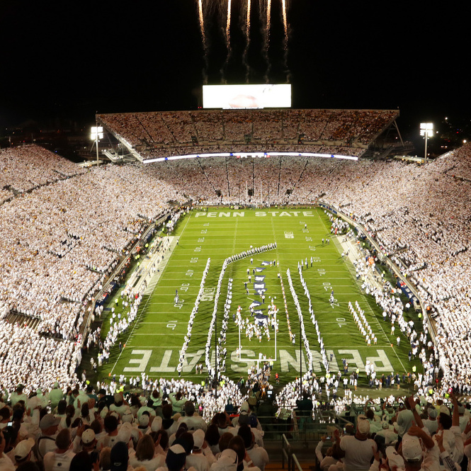 Increased Police Visibility Planned for Beaver Stadium