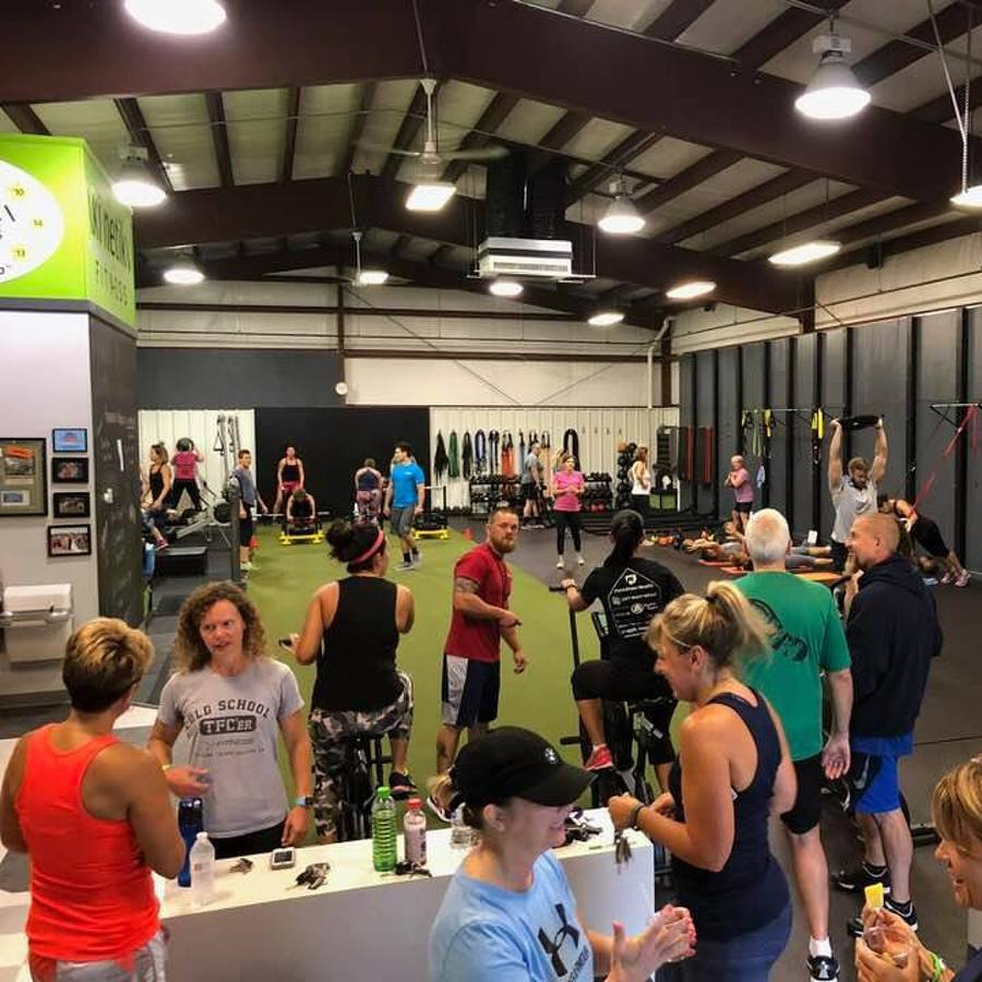 Local gym rallies around deceased member's family