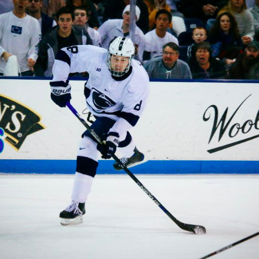 Penn State Hockey: Berger Named Captain With Kerr And Biro As Alternates