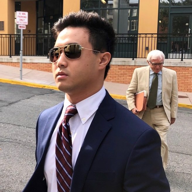 Former Fraternity Brother Pleads to Negotiated Alcohol Charges in Piazza Case
