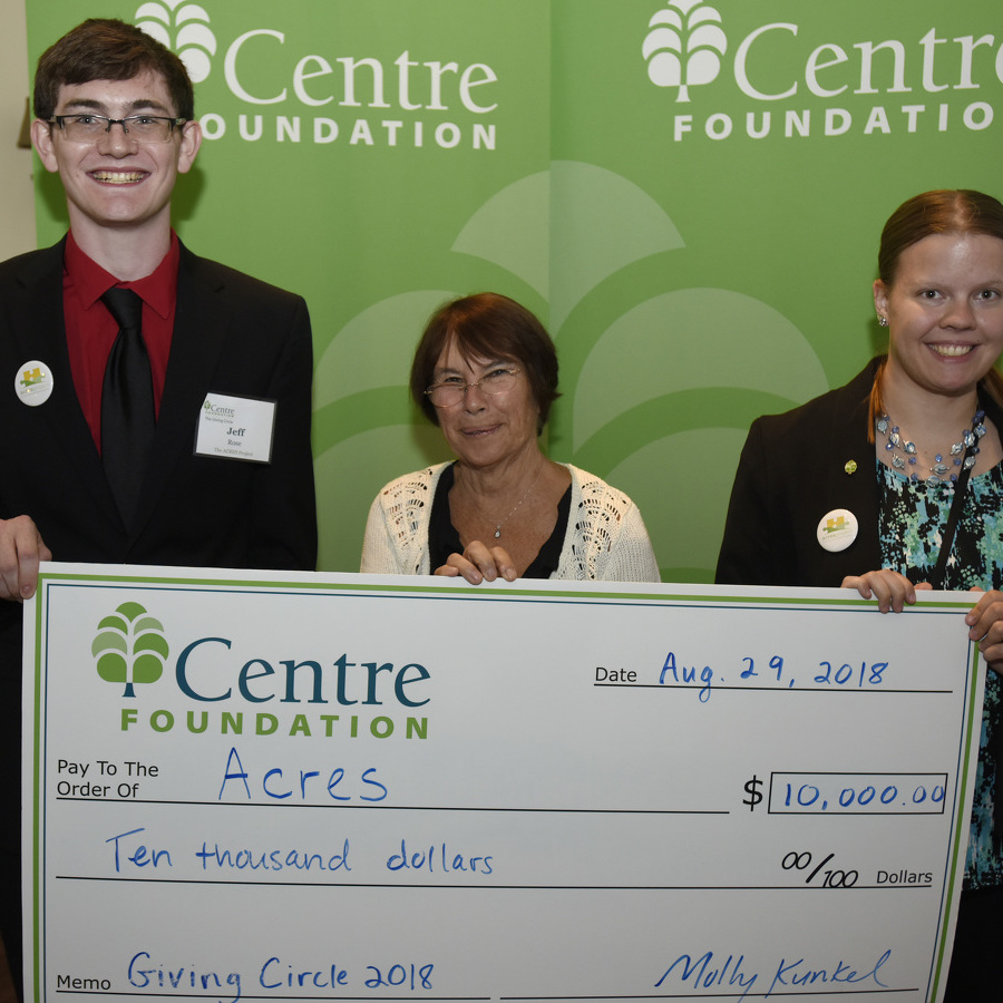 Giving Circle Grant to Help ACRES Project Increase Employment Opportunities for Adults with Autism
