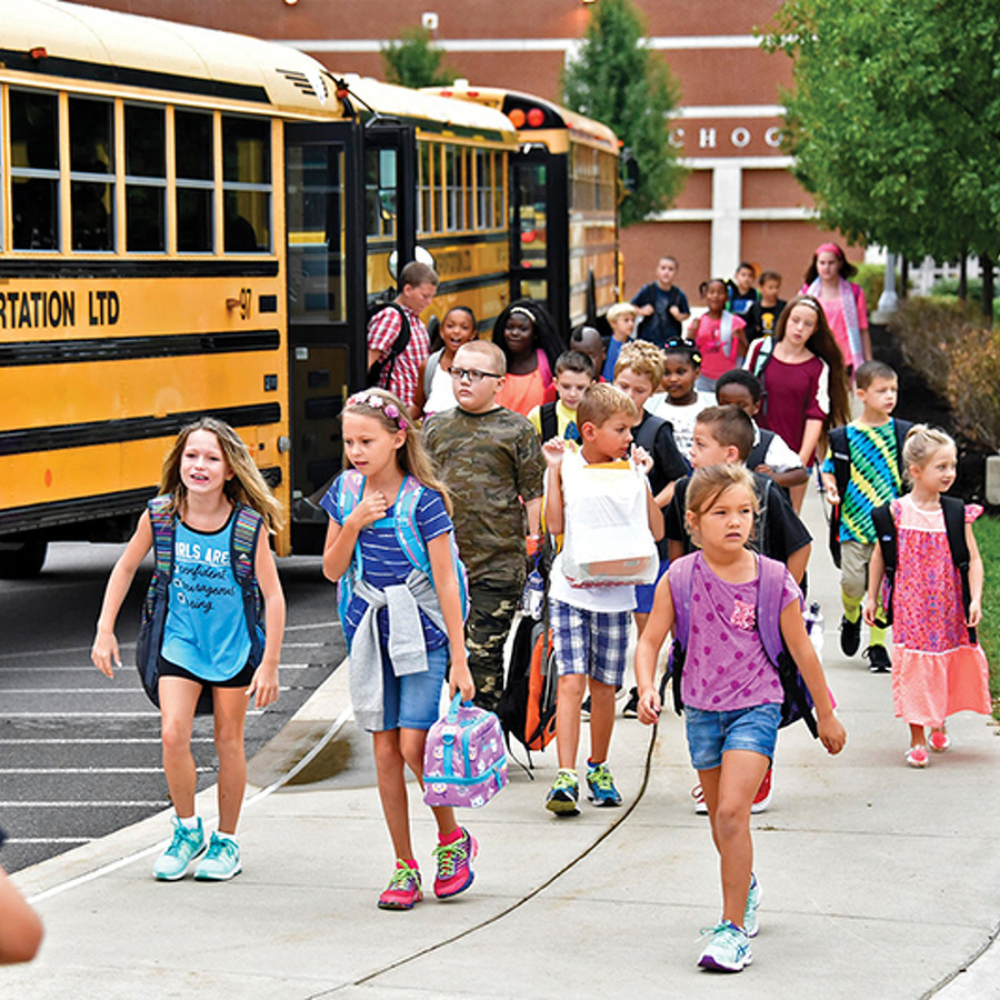 Changing Times: State College embarks on a realigned school day