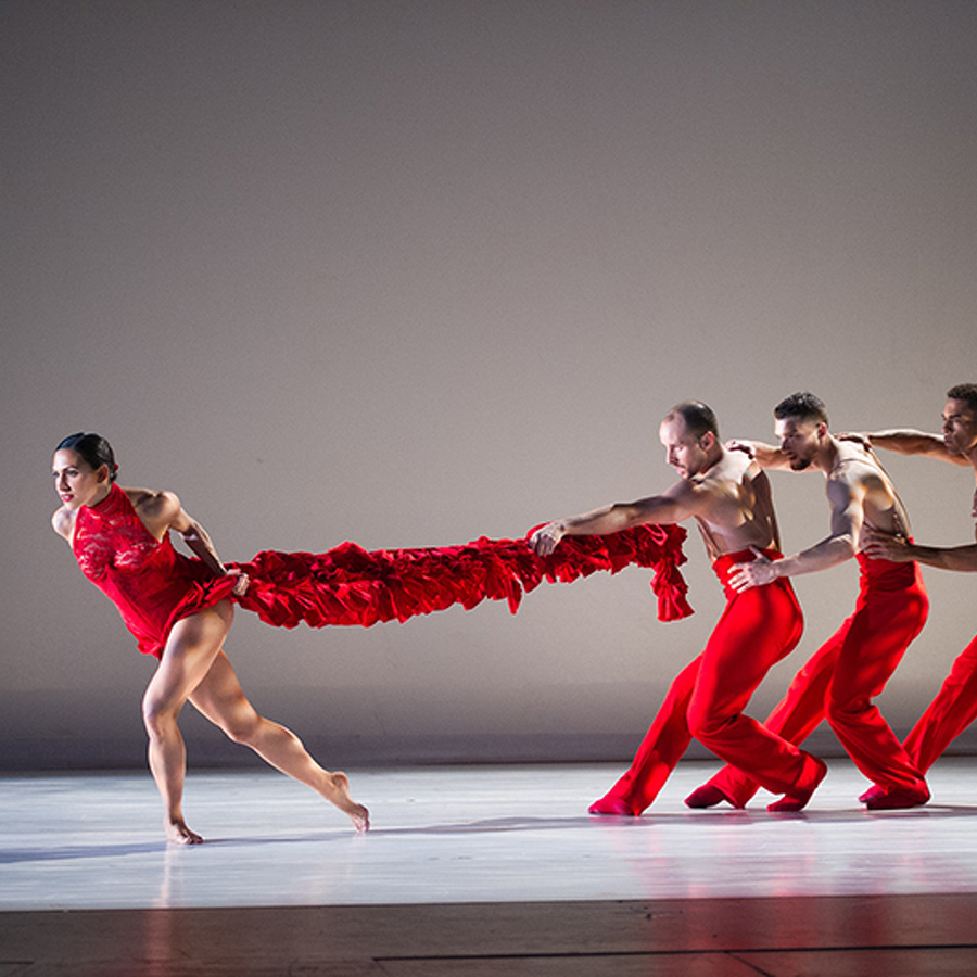 On Center: Ballet Hispánico will perform an evening of dances choreographed by women