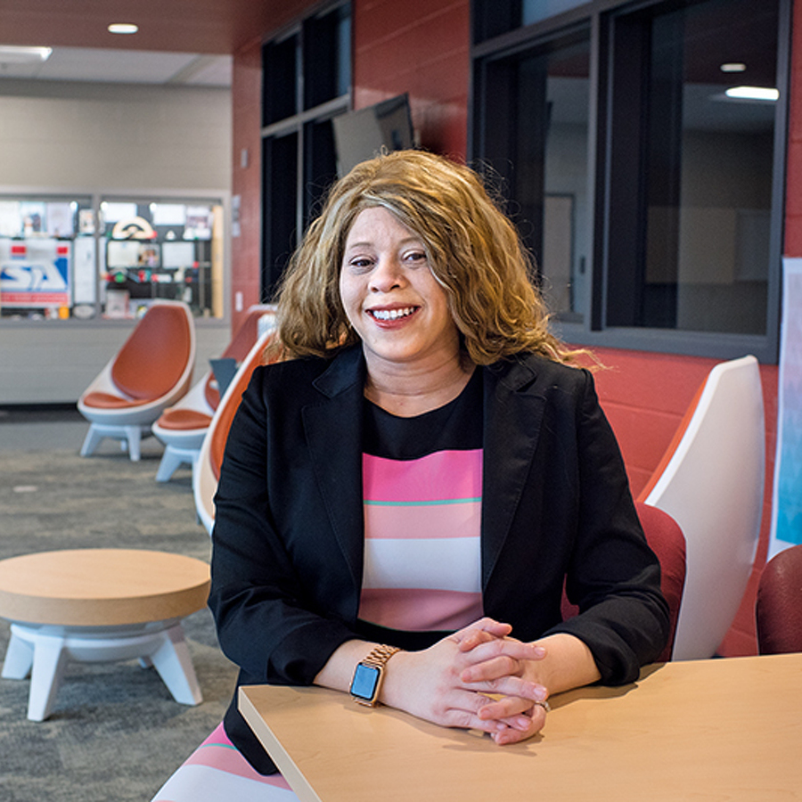 Seria Chatters brings a lifetime of experiences to her role as SCASD's first director of diversity and inclusivity