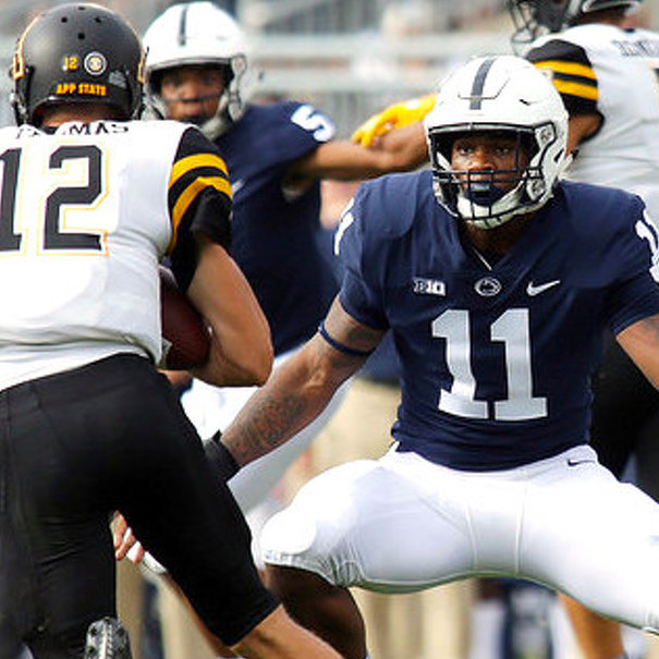 Penn State Football: For Openers, a Record Lion's Share of Youth