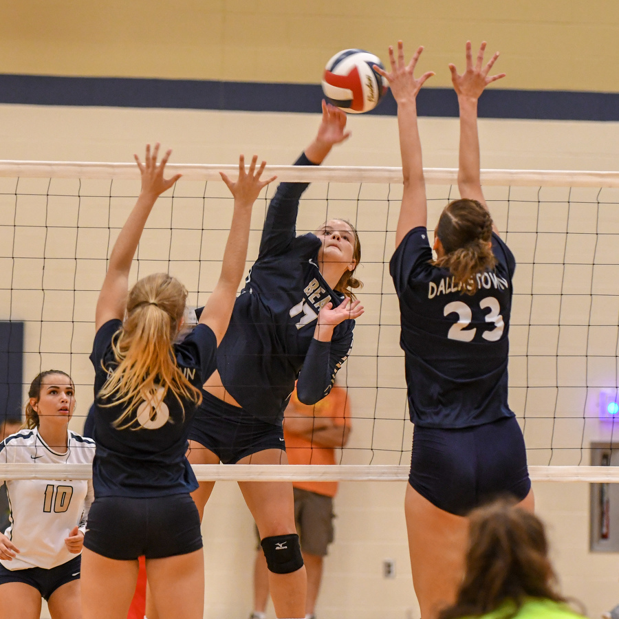 BEA, P-O pick up volleyball tourney wins