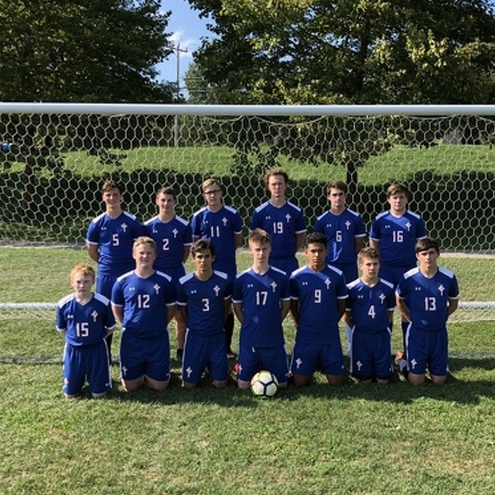 St. Joe's Fielding Boys Soccer Team for the First Time