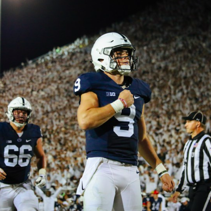 Penn State Football: Nittany Lions Set To Host Ohio State In Primetime