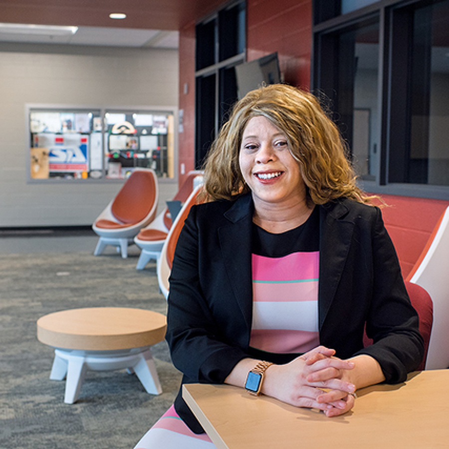 Seria Chatters Brings Lifetime of Experiences to Her Role as SCASD's First Director of Diversity and Inclusivity