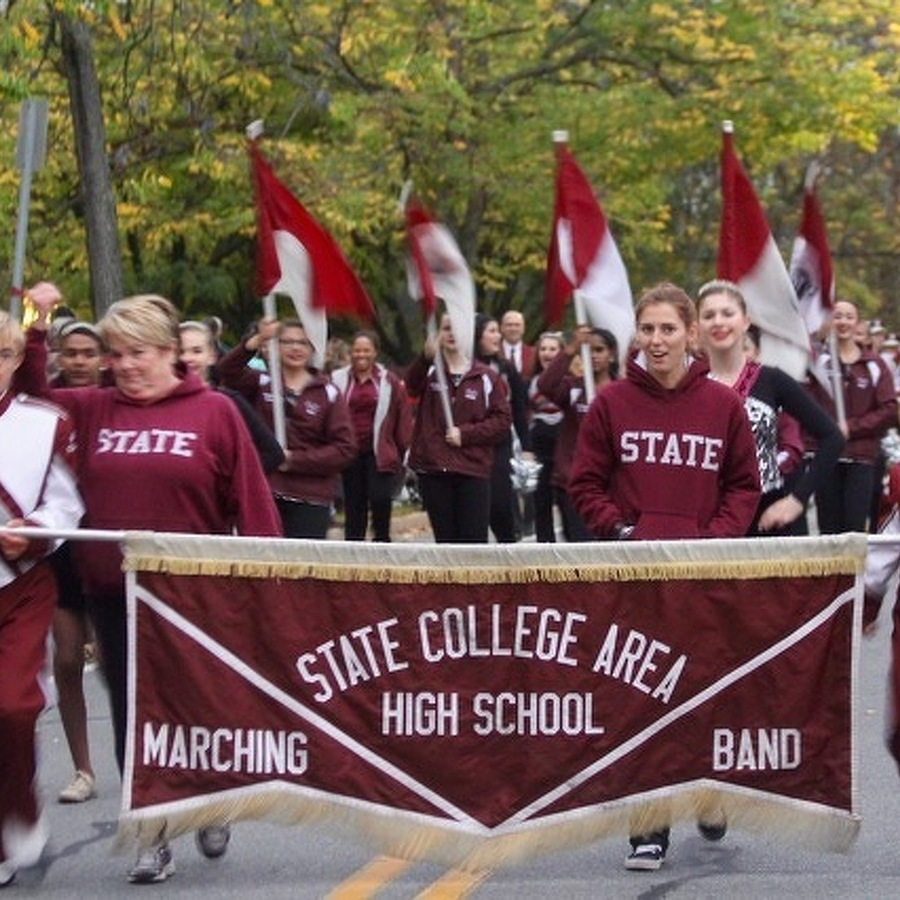 Watch: State College Homecoming Parade