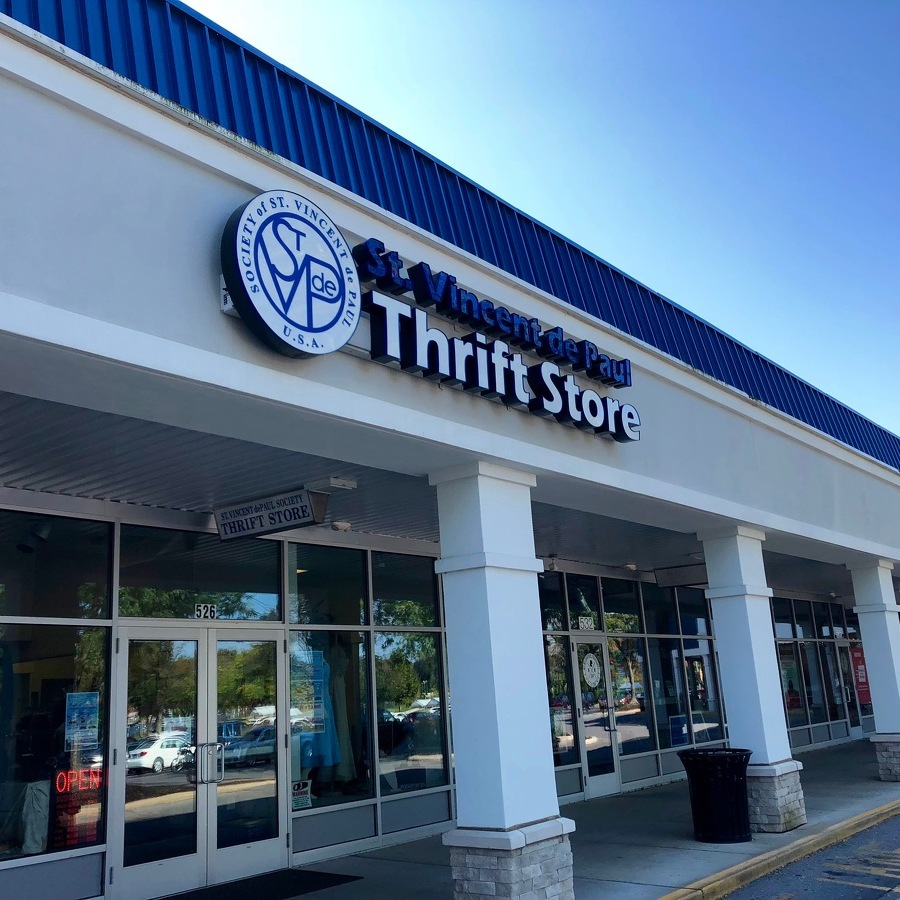 Thrift Store Moving to Bigger Location