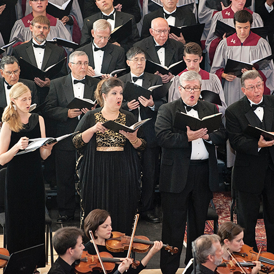 The State College Choral Society celebrates its 70th season of music that seeks to transcend time and place