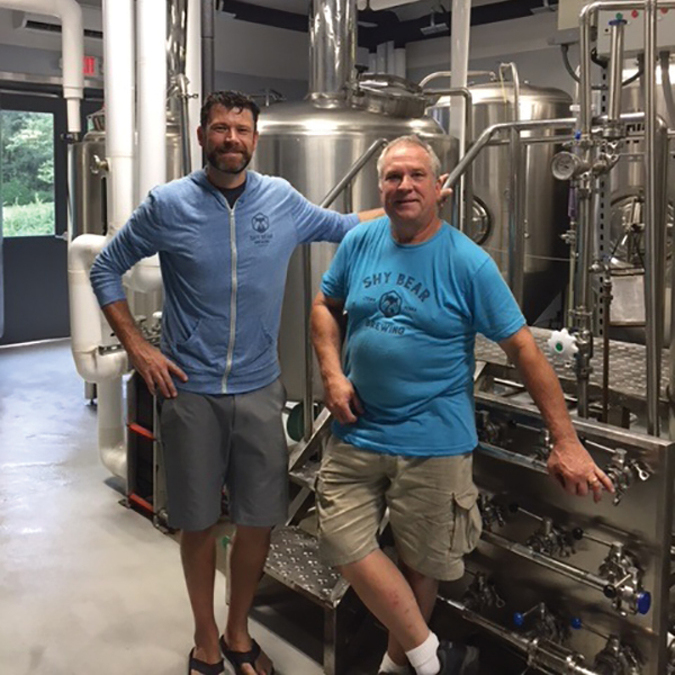 Shy Bear, Bold Flavors: New brewery is making a name for itself in Lewistown