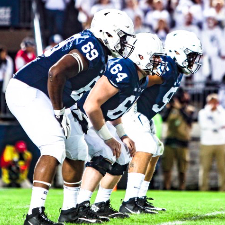 Penn State Football: Thorpe To Continue At Defensive Tackle For Remainder Of Season