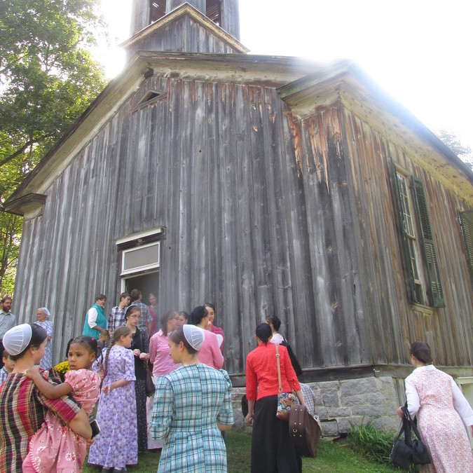 Historic Egg Hill Church honors its past once a year