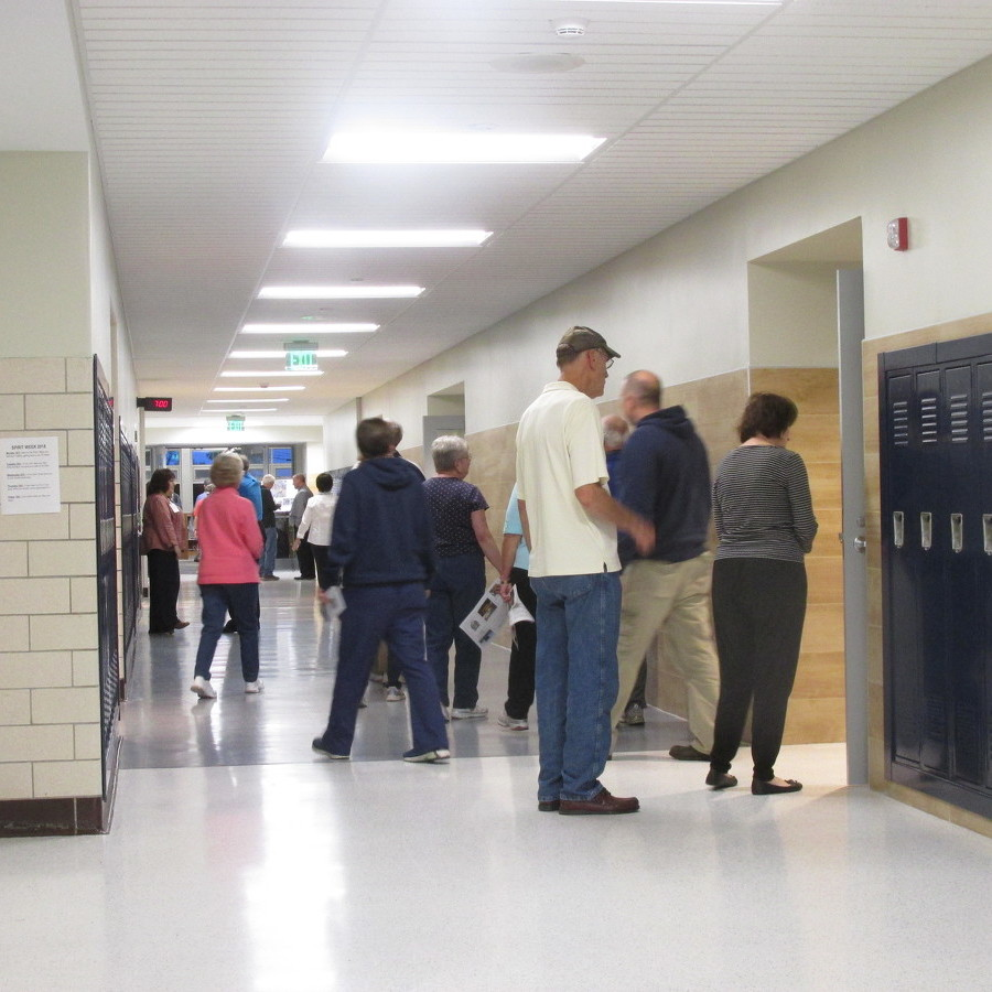 Penns Valley High School dedicates newly renovated building