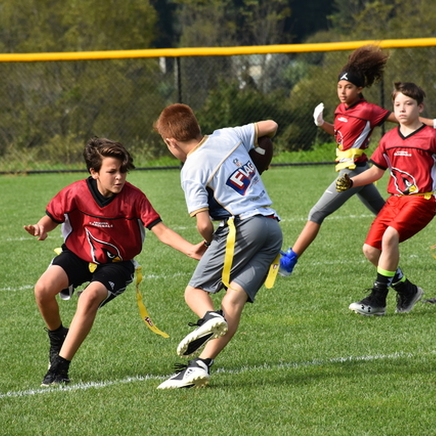 Youth Flag Football League Growing in Centre Region
