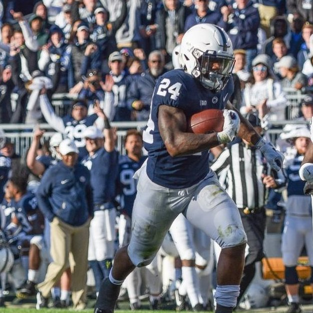 No. 8 Penn State Falls to Michigan State, 21-17