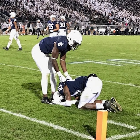 Penn State Football: Actions Speak Louder Than Words