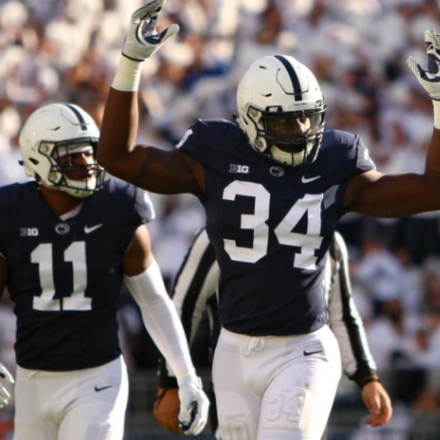 Penn State Football: Nittany Lions Drop To No. 18 In AP Top 25