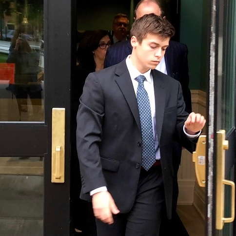 Former Beta Theta Pi Brother Pleads Guilty to Alcohol Charges in Hazing Case