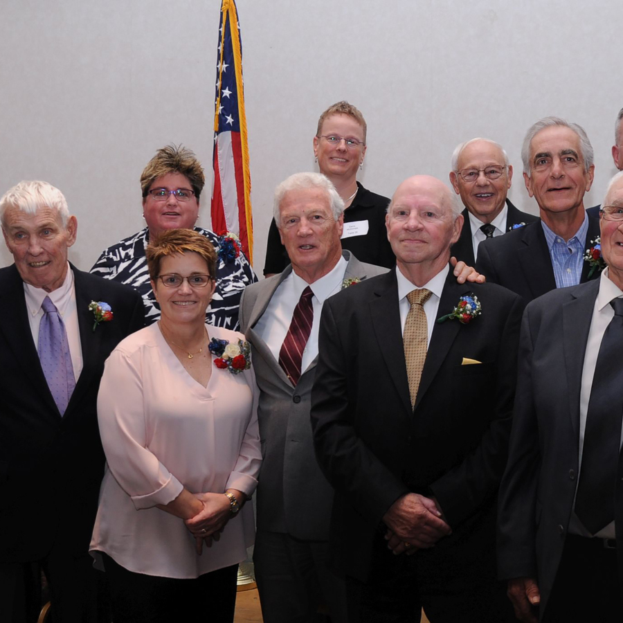 11 Inducted into Centre County Sports Hall of Fame