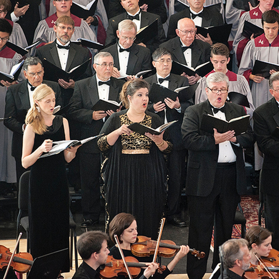 State College Choral Society Celebrates Its 70th Season of Music That Seeks to Transcend Time and Place
