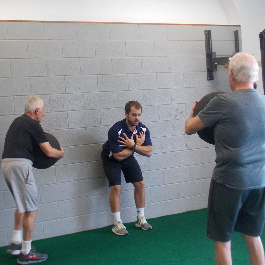 Boxing class puts Parkinson's symptoms on the ropes