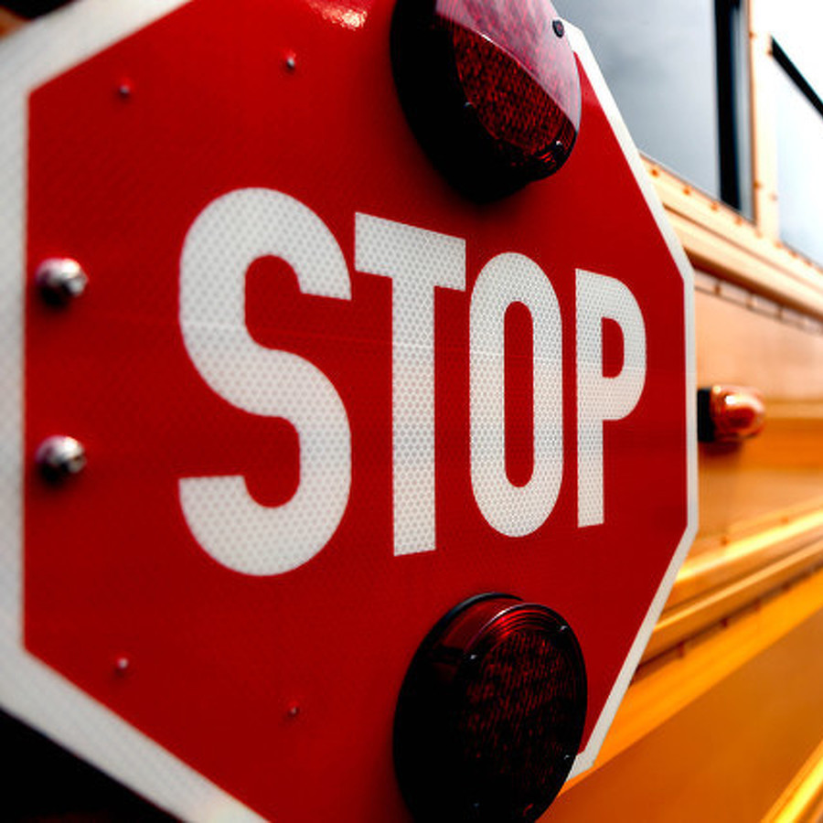SCASD, Local Police Partner for 'Operation Safe Stop'