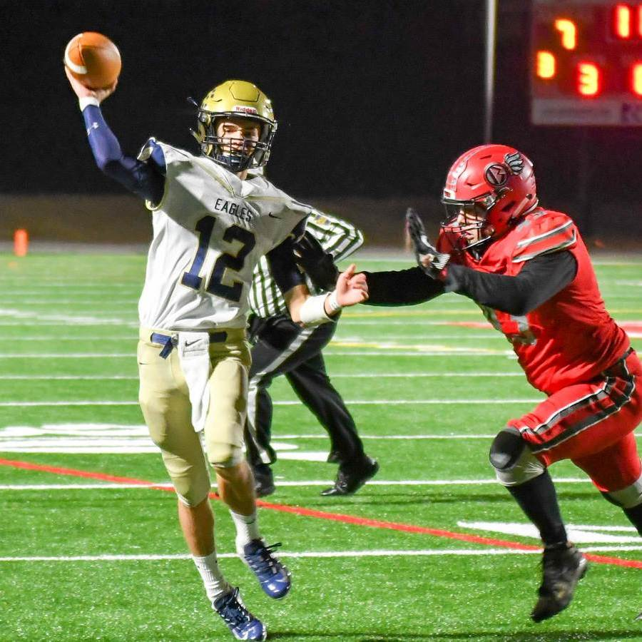 Playoffs begin for four local football teams