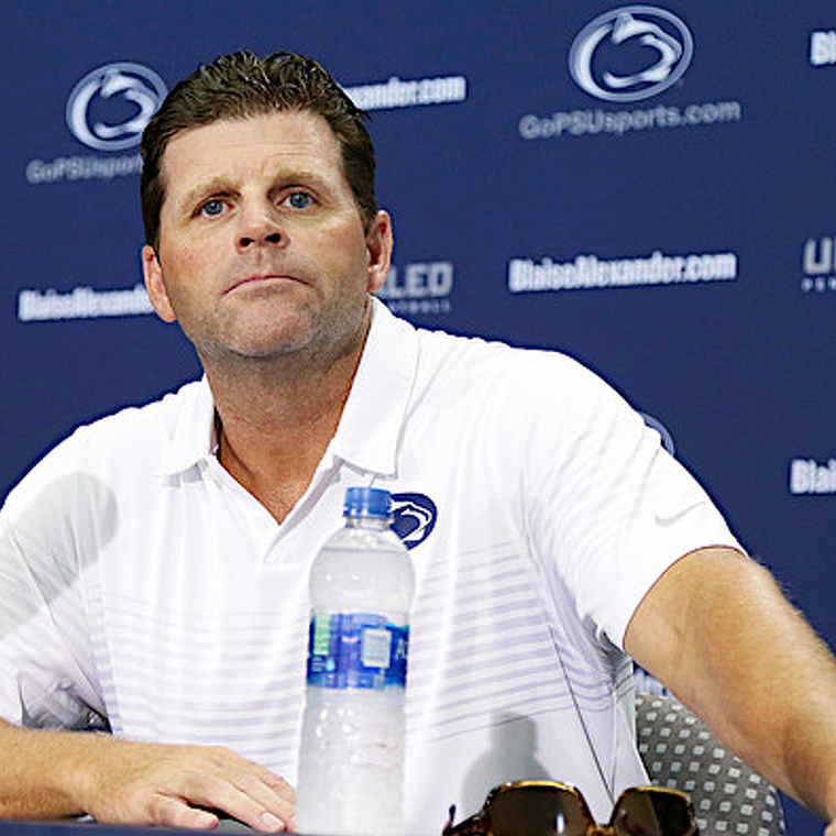 """Penn State vs. Michigan: Brent Pry is the """"Other"""" Defensive Coordinator"""