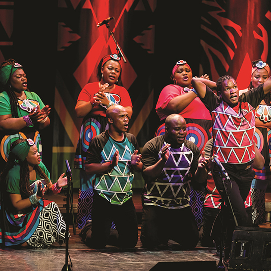 On Center: Soweto Gospel Choir will honor legacy of Nelson Mandela at Penn State