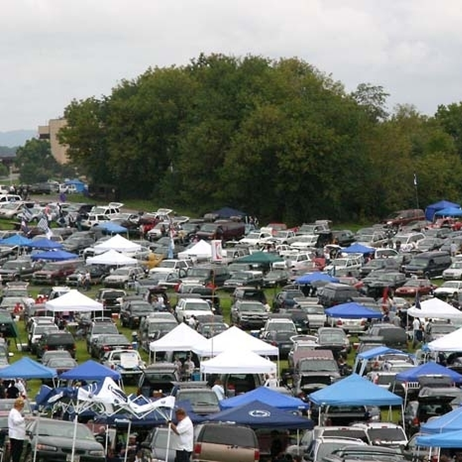 Penn State Ends Single-Game Parking Sales for Wisconsin Game