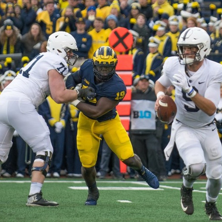 Penn State Blown Out by Michigan