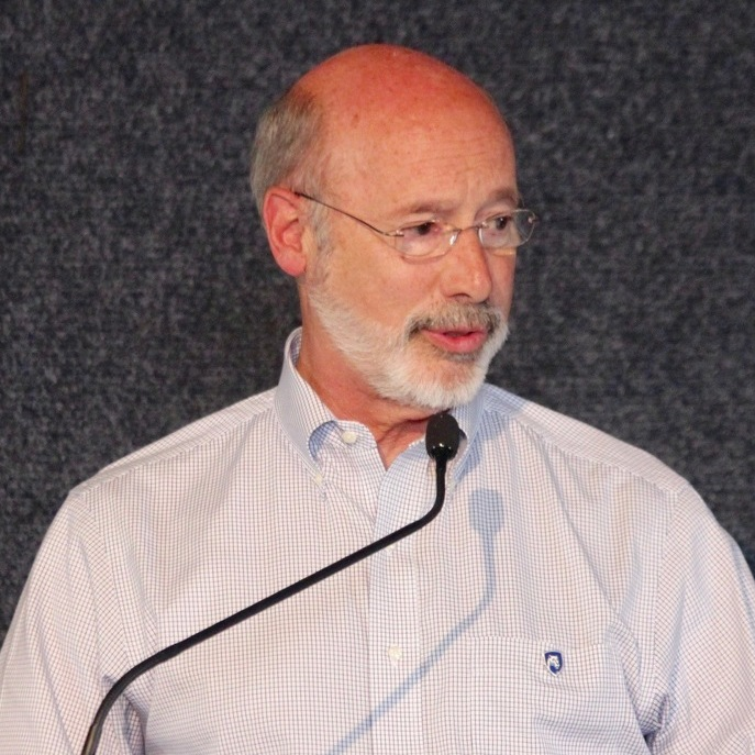 Gov. Tom Wolf Elected to Second Term