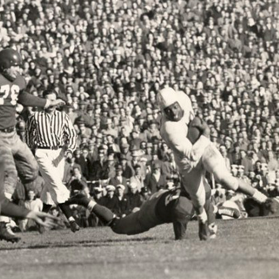 Wally Triplett's Life Was One Not Short On History