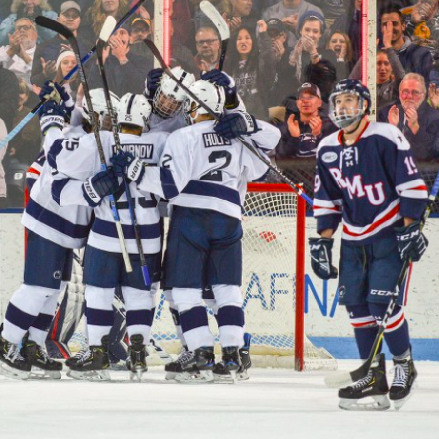 Penn State Hockey: Nittany Lions No. 5 In Latest USCHO Poll