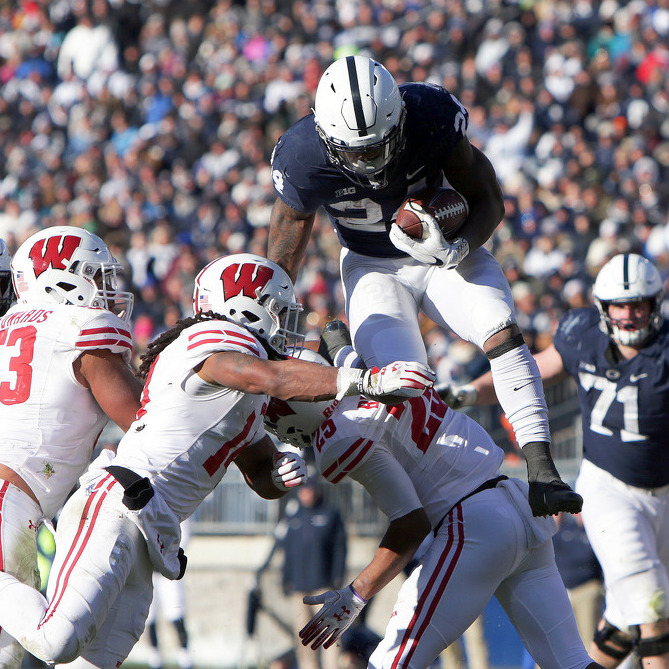 Penn State Football: Nittany Lions Jump 6 Spots in New College Football Playoff Rankings